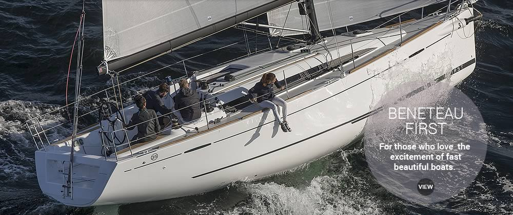 Beneteau First Range
