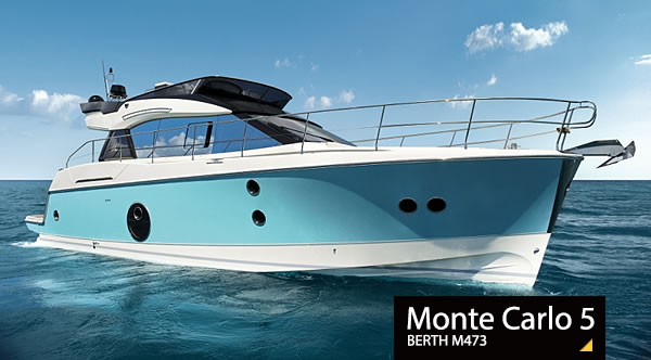 Monte Carlo 5 with Sunbird